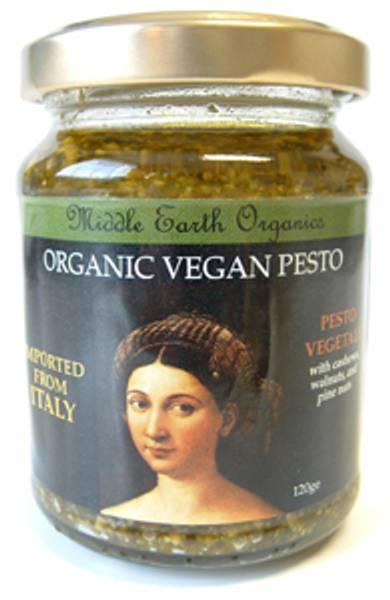 Middle Earth Pesto Vegan 120 g