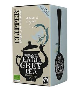 Bilde av Clipper Tea Earl Grey Black Tea 20 poser