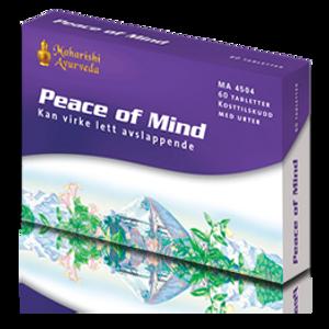 Bilde av Peace of Mind 60 tabletter Maharishi Ayurveda