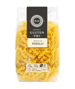 Bilde av Helios Glutenfri Pasta Fusilli 300 g