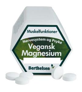 Bilde av Berthelsen Magnesium 200 mg 90 tabletter