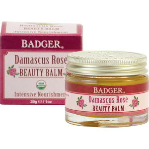 Bilde av Badger Damascus Rose Beauty Balm 28 g
