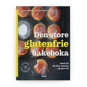 Bilde av BOK Den store glutenfrie bakeboka