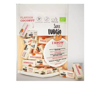 Bilde av Super Fudgio Coconut myke karameller 150 g
