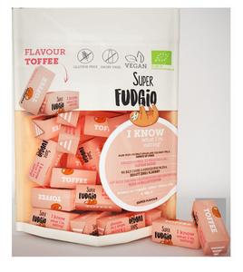 Bilde av Super Fudgio Toffee myke karameller 150 g