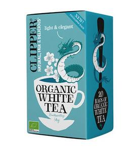 Bilde av Clipper Tea White Tea 20 poser