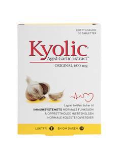 Bilde av Kyolic Original 30 tabletter