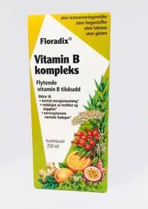 Bilde av Floradix Vitamin B kompleks 250 ml