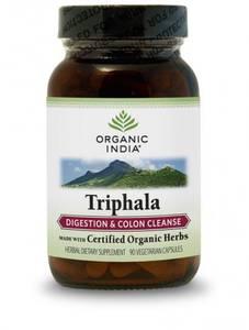 Bilde av Organic India Triphala 90 kapsler