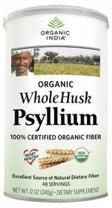 Bilde av Organic India Psyllium Husk 340 g