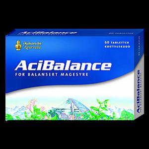 Bilde av AciBalance 60 tabletter Maharishi Ayurveda