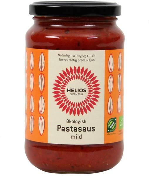 Helios Pastasaus mild 380g