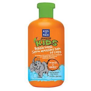 Bilde av Kiss My Face Boblebad for barn 354 ml