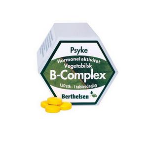 Bilde av Berthelsen B-kompleks 120 tabletter