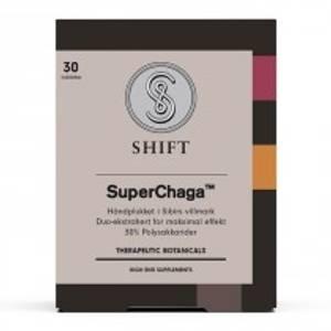 Bilde av SHIFT SuperChaga 30 tabletter