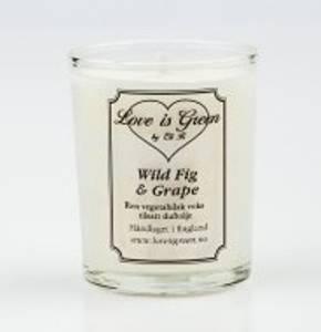 Bilde av Love is Green Duftlys Wild Fig & Grape