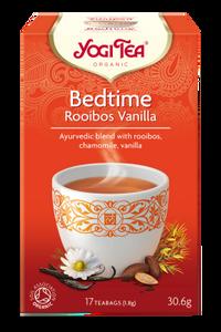 Bilde av Yogi Tea Bedtime Rooibos Vanilla 17 poser