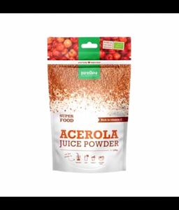 Bilde av Purasana Acerola juice pulver 100g