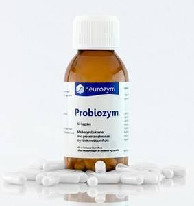Bilde av Probiozym 60 kapsler