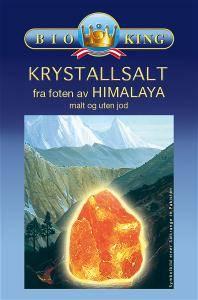 Bilde av BioKing Himalaya krystallsalt finmalt 500 g pose
