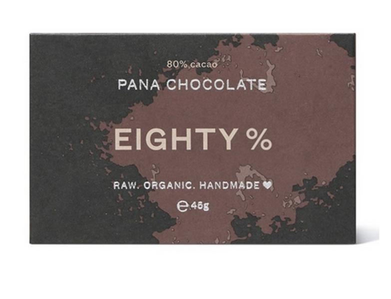 Pana Chocolate 80% Cacao