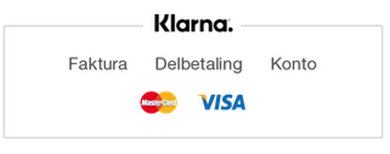 Trygg betaling med Klarna Checkout