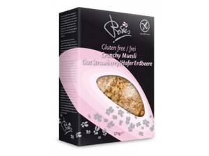 Bilde av Rosies crunchy oat strawberry 375g