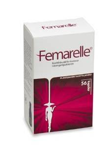 Bilde av Femarelle recharge 50+. 56 kapsler