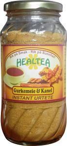 Bilde av Healtea instant urtete gurkemeie/kanel 225 g