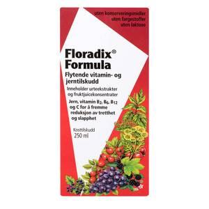 Bilde av Floradix Formula 250 ml