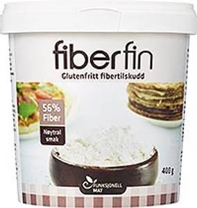 Bilde av Fiberfin Resistent stivelse 400 g