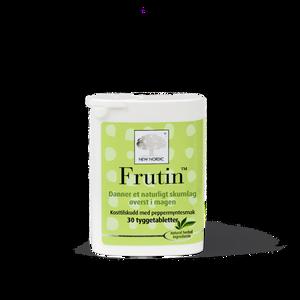 Bilde av Frutin Lommepakning 30 tbl 6x30