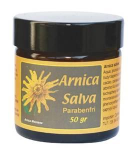 Bilde av Arnica salve 50 gr Parabenfri