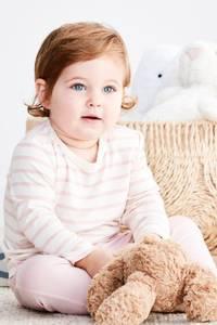 Bilde av Baby genser med striper