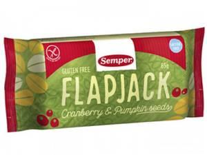 Bilde av Semper flapjack 85g