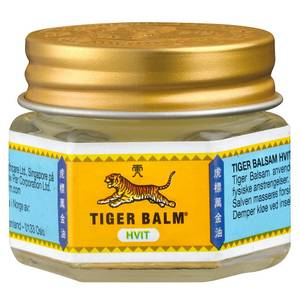Bilde av Tiger balsam hvit 19 gr - Den orginale