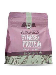 Bilde av Plantforce synergi protein berry 400 g