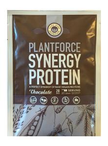 Bilde av Plantforce synergi protein sjokolade 20 gram