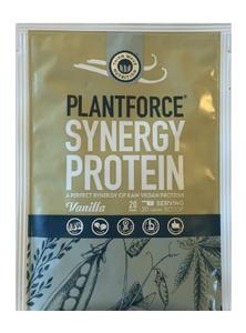 Bilde av Plantforce synergi protein vanilje 20 gram