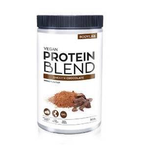 Bilde av Bodylab vegan protein blend smooth sjokolade 500