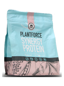 Bilde av Plantforce synergi protein naturell 800 gram