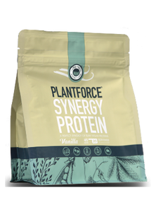 Bilde av Plantforce synergi protein vanilje 400 g