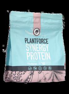 Bilde av Plantforce synergi protein naturell 400 g
