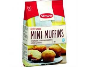 Bilde av Semper minimuffins m/sitron 185g