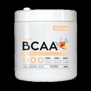 Bilde av Bodylab BCAA Ice tea Peach 300 gram