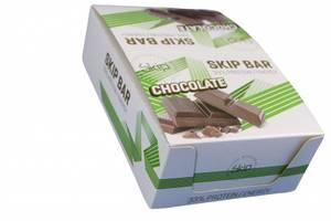 Bilde av SKIP Proteinbar 50g, Sjokolade 20 stk
