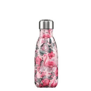 Bilde av Chillys bottle 260ml Tropical Flamingo