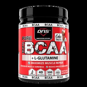 Bilde av BCAA + L-Glutamin . Cola smak 500g