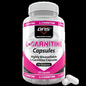 Bilde av DNS L-Carnitine Capsules - 120 kapsler