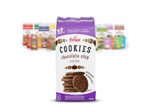 Bilde av Finax choc.chip cookies 150g